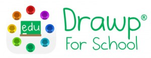 DRAWP IOS7 Logo_Full_Text med