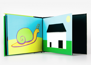Drawp.it allows parents to easily order books of their child's artwork.