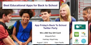 app friday twitter party social media preview D 7 28 15